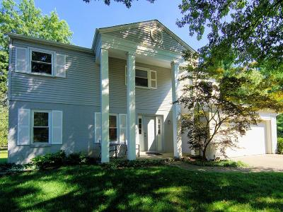 Blue Ash Single Family Home For Sale: 4480 Boardwalk Court