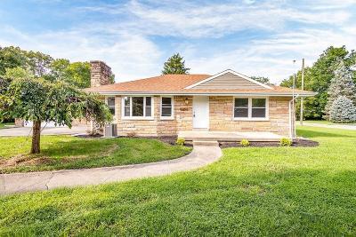 Fairfield Single Family Home For Sale: 704 Shady Lane