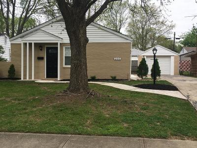 Mason Single Family Home For Sale: 205 E Circle Drive