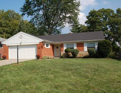 Single Family Home For Sale: 7226 Longfield Drive