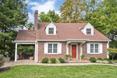 Cincinnati Single Family Home For Sale: 3201 Grischy Lane