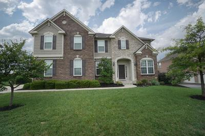 Lebanon Single Family Home For Sale: 116 Countryside Drive