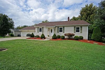 Single Family Home For Sale: 504 Walker Avenue