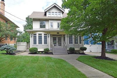 Cincinnati Single Family Home For Sale: 2874 Victoria Avenue