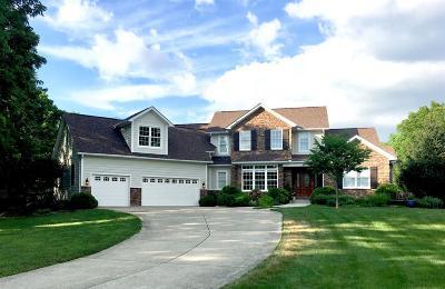 Hamilton Single Family Home For Sale: 1668 Laurel Glen Court