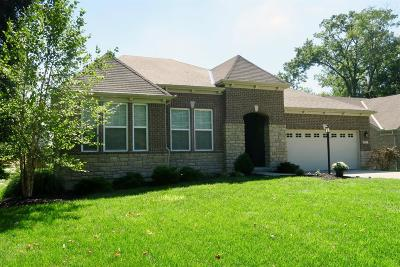 Hamilton County Single Family Home For Sale: 521 Meadowcrest Road