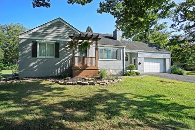 Single Family Home For Sale: 517 Hanna Avenue