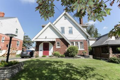 Norwood Single Family Home For Sale: 2538 Moundview Drive