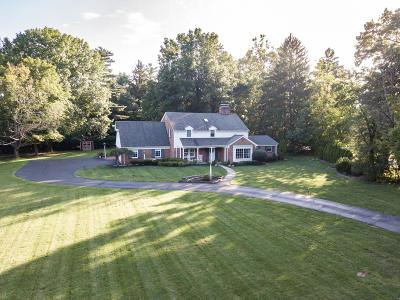 Green Twp Single Family Home For Sale: 5743 Sidney Road