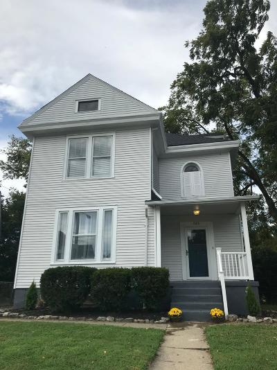 Norwood Single Family Home For Sale: 1826 Mentor Avenue