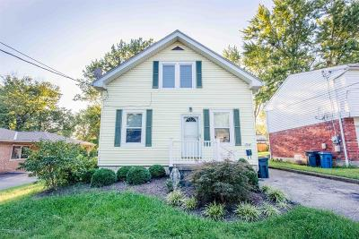 Single Family Home For Sale: 7237 Osceola Drive