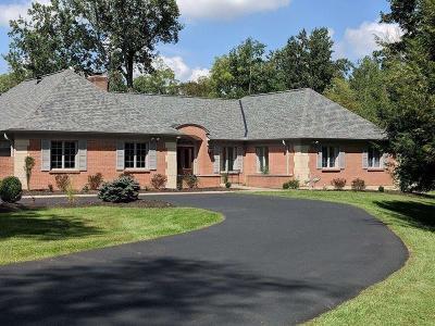 Hamilton County Single Family Home For Sale: 8625 Deep Run Lane