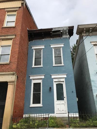 Cincinnati Multi Family Home For Sale: 916 Findlay Street