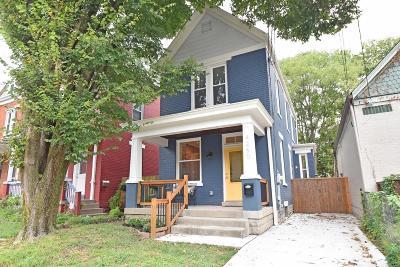 Cincinnati Single Family Home For Sale: 4260 Williamson Place