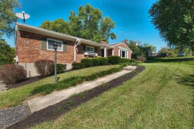 Montgomery Single Family Home For Sale: 7172 Pfeiffer Road