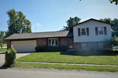 Fairfield Single Family Home For Sale: 2857 Whitney Lane