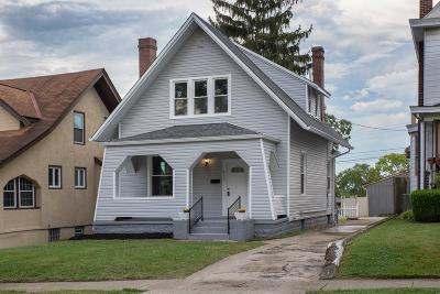 Hamilton Single Family Home For Sale: 412 N D Street