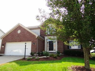 Single Family Home For Sale: 185 Stablewatch Court