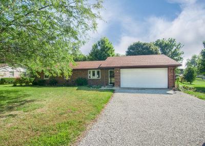 Preble County Single Family Home For Sale: 24 Kastrup Drive