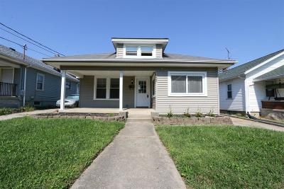 Hamilton Single Family Home For Sale: 425 S G Street