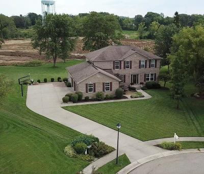 Mason Single Family Home For Sale: 3734 Top Flite Lane