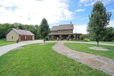 Warren County Single Family Home For Sale: 2359 S Waynesville Road