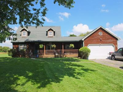 Warren County Single Family Home For Sale: 4400 Pekin Road