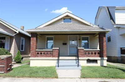 Hamilton Single Family Home For Sale: 1314 High Street