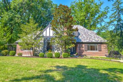 Cincinnati Single Family Home For Sale: 1 Taft Road Lane