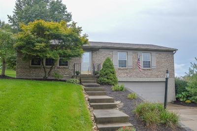 Colerain Twp Single Family Home For Sale: 6751 Gaines Road