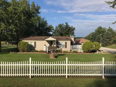 Mt Orab Single Family Home For Sale: 16793 Us Rt 68