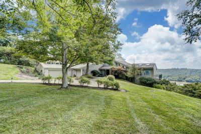 Hamilton County Single Family Home For Sale: 7304 Riverby Road