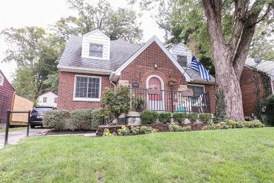 Single Family Home For Sale: 3864 Settle Road