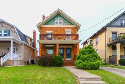 Cincinnati Multi Family Home For Sale: 4113 Thirty-First Avenue