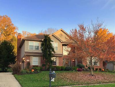 Hamilton County Single Family Home For Sale: 3922 Von Rissen Court