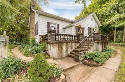 Morgan Twp Single Family Home For Sale: 6791 S Dwyer Road