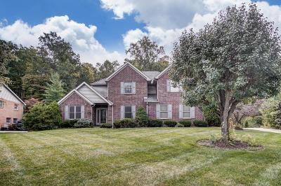 Colerain Twp Single Family Home For Sale: 5012 Pebblevalley Drive