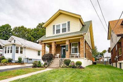 Cheviot Single Family Home For Sale: 4016 St Martins Place
