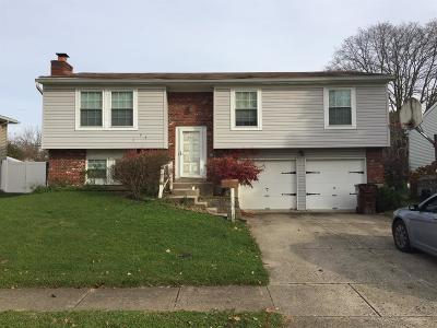 Harrison OH Single Family Home For Sale: $78,000