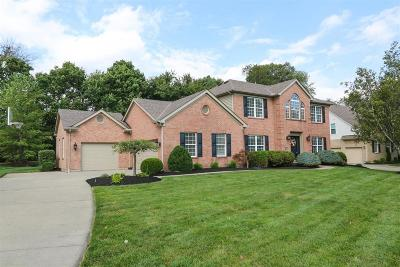 Warren County Single Family Home For Sale: 5327 Riverwalk Drive