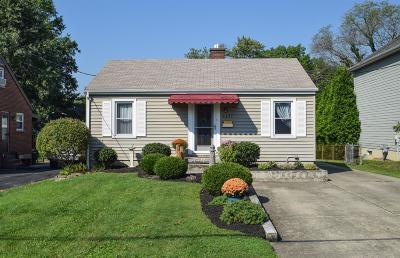 Single Family Home For Sale: 7251 Iuka Avenue