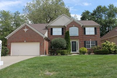 Warren County Single Family Home For Sale: 6280 Trailwood Court