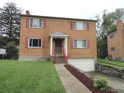 Cincinnati Multi Family Home For Sale: 4242 Century Lane