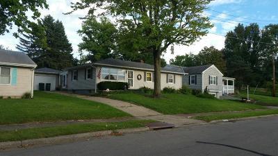 Butler County Single Family Home For Sale: 1203 Barnitz Street