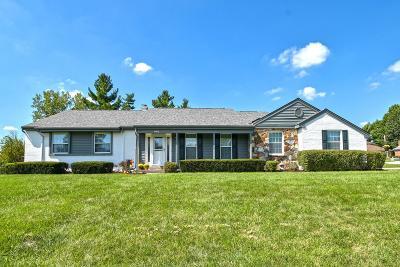 Cincinnati Single Family Home For Sale: 981 Countryridge Lane