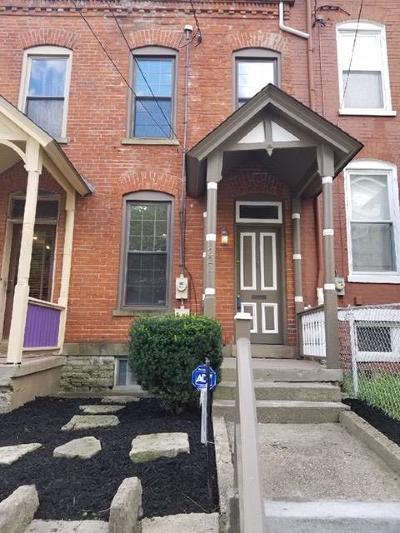 Cincinnati Single Family Home For Sale: 221 Dorsey Street