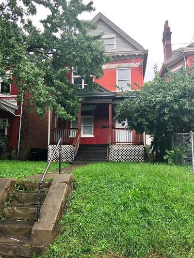 Cincinnati Multi Family Home For Sale: 911 Elberon Avenue