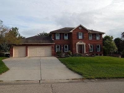 Butler County Single Family Home For Sale: 4867 Pinnacle Court
