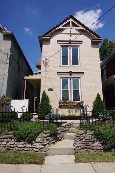 Cincinnati Single Family Home For Sale: 1524 Knowlton Street