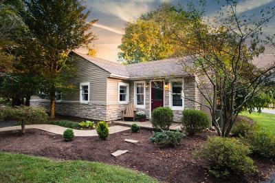 Hamilton Twp Single Family Home For Sale: 231 Hatt Swank Road